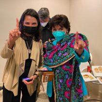 """Macarena Lobos, coordinadora de campaña de Provoste: Con el programa de Boric hay """"una sintonía en lo básico"""", pero diferencias en """"instrumentos y tipos de liderazgo"""""""