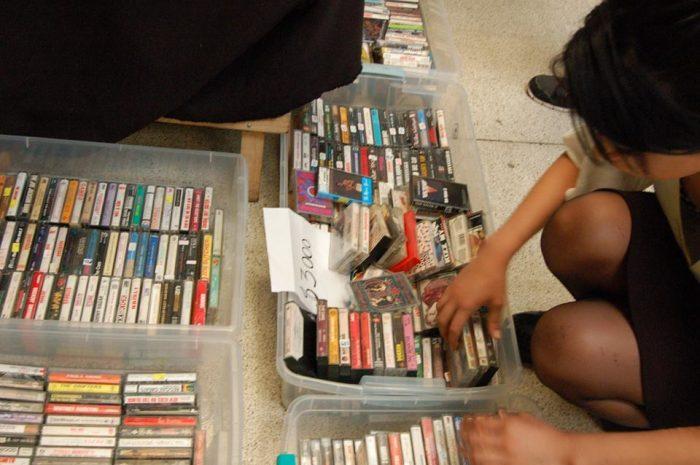 13ª Feria Vinilmagnética de cassettes y vinilos