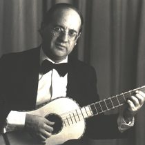 """Primer """"Seminario de Guitarra Ernesto Quezada"""""""