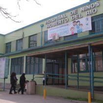 Diputadas PPD ofician a ministro Paris por niña amarrada en Hospital Roberto del Río