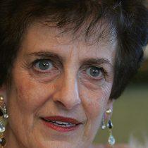 Falleció a los 78 años María Ester Feres, histórica directora del Trabajo por una década
