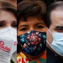 Primer debate de Unidad Constituyente: solo en cuarto retiro Provoste, Narváez y Maldonado muestran diferencias