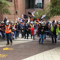 Otro sindicato se une a la huelga en la División Andina de Codelco