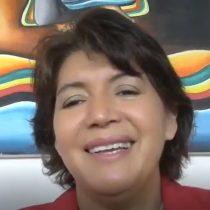 Yasna Provoste lanza sus dardos: