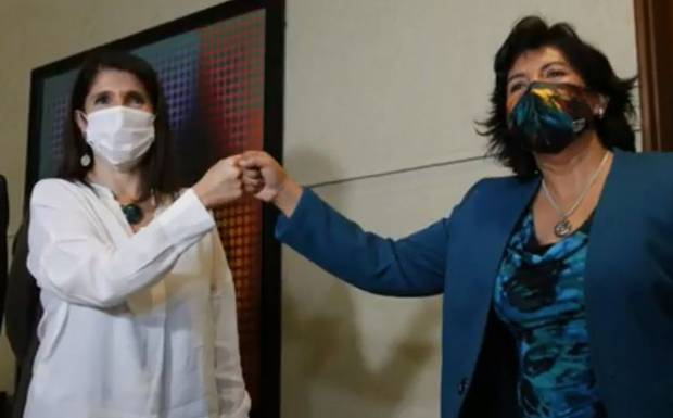 «Del dicho al hecho hay gran trecho»: las políticas feministas de los programas presidenciales de Narváez y Provoste