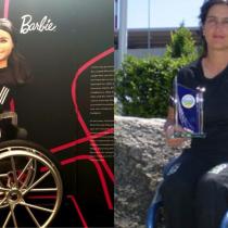 Paralímpica Francisca Mardones, primera chilena en inspirar una muñeca Barbie