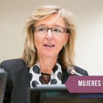 Veronique Thouvenot, la científica chilena que ayuda a prevenir la mortalidad materna y neonatal en países vulnerables a través de la tecnología