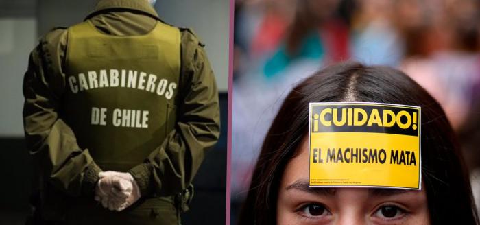 En libertad y arraigo nacional: carabinero quedó con orden de alejamiento tras intento de femicidio contra su pareja