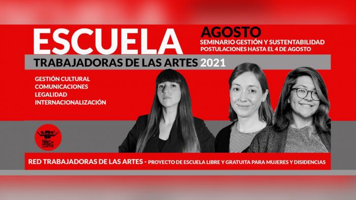 Segundo ciclo de talleres y charlas feministas gratuitas para mujeres y disidencias que emprendan en el mundo de las culturas y las artes