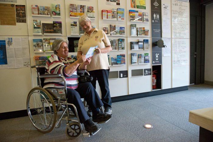 Más de 70 personas con discapacidad y personas mayores pasarán a integrar la industria turística del país