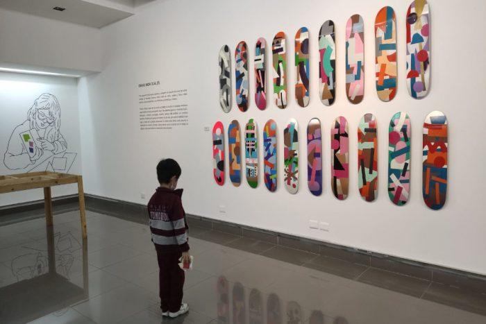 Exposición «Todo Combina»