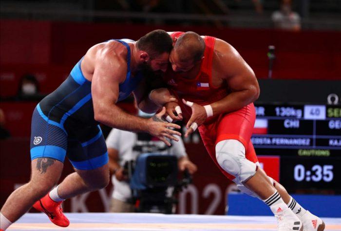 Yasmani Acosta luchará por una medalla de bronce en su debut olímpico