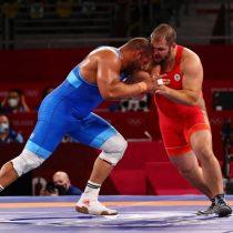 Yasmani Acosta no se pudo quedar con el bronce en lucha grecorromana y los primos Grimalt quedaron fuera de los Juegos Olímpicos tras caer con el Comité Olímpico Ruso