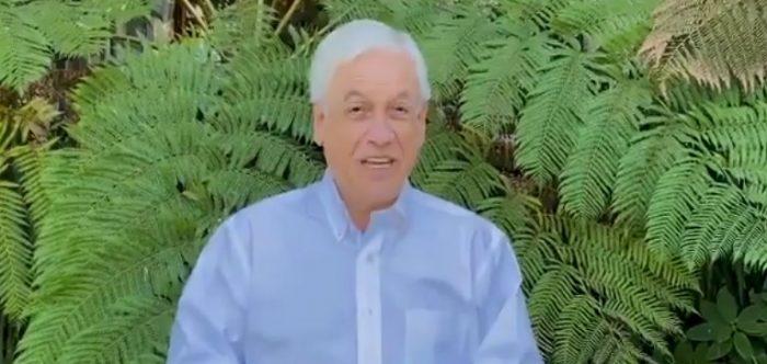 Presidente Piñera destaca la