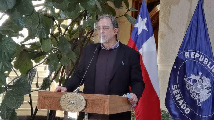 Senador Girardi y eventual candidatura de Peñailillo: