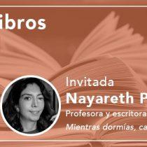 Nayareth Pino Luna sobre su primera novela