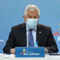 Ministro Paris preocupado por aumento de casos en regiones de Aysén y Magallanes:
