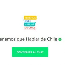 Tenemos que Hablar de Chile lanza inédito