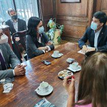 Diputada Núñez (RN) y gobernador regional de Antofagasta piden a Bienes Nacionales transferencia de terrenos a pymes de la región