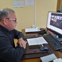 Gobernador Rodrigo Mundaca expone en subcomisión de la CC: