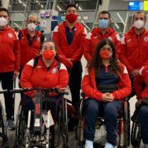Team ParaChile se prepara para su debut en los Juegos Paralímpicos Tokio 2020