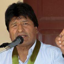 Evo Morales dice que pandemia