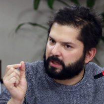 """Boric le baja el perfil a los ácidos comentarios del empresario Nicolás Ibáñez: """"Prefiero quedarme con declaraciones de otros empresarios"""""""