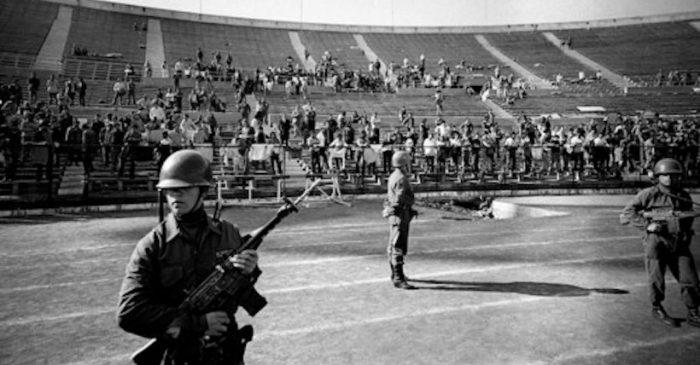 Trabajadores del Estadio Nacional denuncian que Ministerio del Deporte vulnera sitio de memoria