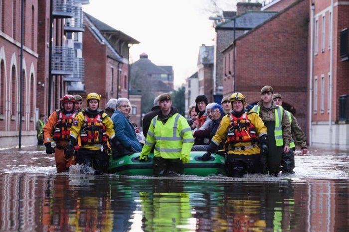 Informe IPCC: por qué el cambio climático causa tormentas e inundaciones másintensas