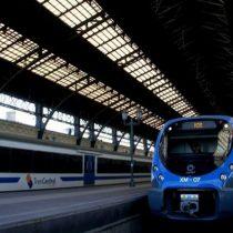 Inician obras del Tren Santiago-Melipilla: recorrido entre ambas comunas será de 46 minutos