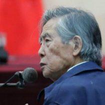 Perú oficializa la solicitud a Chile para ampliar la extradición de Fujimori