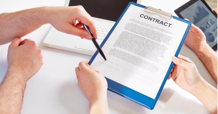 ¿Qué es la gestión del ciclo de vida de contratos?
