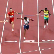 Italia da el golpe y sorprende con el oro en 4x100 de Atletismo masculino en una impresionante remontada que pasará a la historia de los Juegos Olímpicos