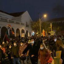 Protestas en distintos puntos del país tras aprobación del proyecto minero Dominga