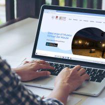 Estrenan plataforma que promueve el turismo virtual del Maule