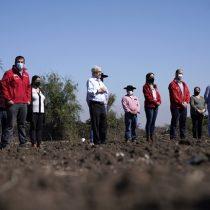 Presidente Piñera dice que la sequía es un