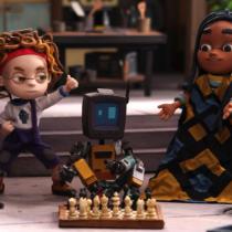 TVN estrena dos programas infantiles sobre dinosaurios y serie científica en stop motion