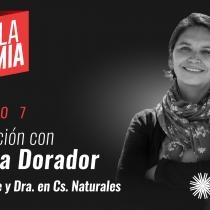 """Cristina Dorador, constituyente y doctora en Ciencias Naturales: """"El poder político y las grandes potencias mundiales ignoran el conocimiento científico cuando no les conviene"""""""