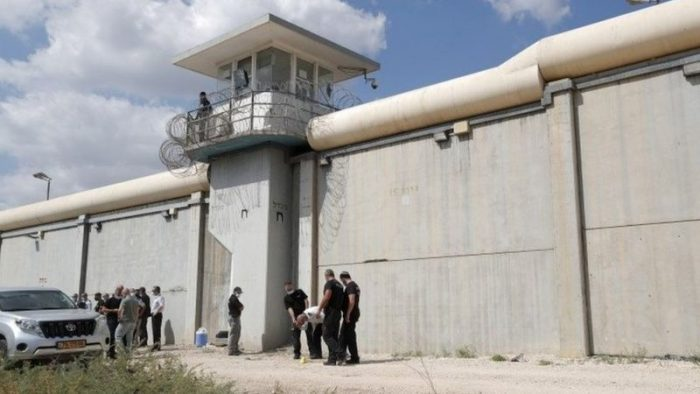 La insólita fuga de seis palestinos de una cárcel de alta seguridad en Israel