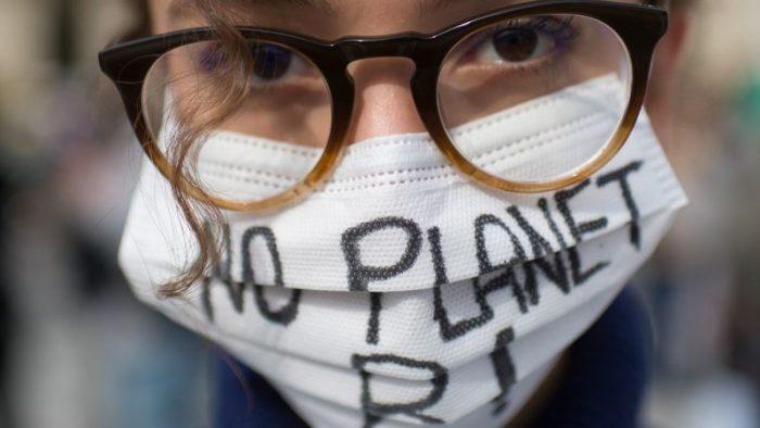 La mayoría de los jóvenes teme por el futuro debido al cambio climático