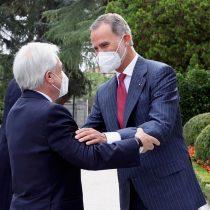 Felipe VI y Pedro Sánchez mostraron su interés en el proceso constituyente chileno en conversaciones con el Presidente Piñera en Madrid
