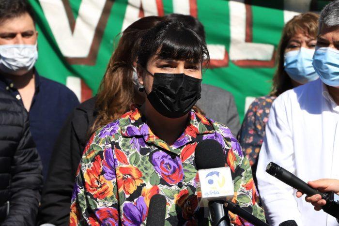 Alcaldesa de Villa Alemana rechaza instalación de termoeléctricas: