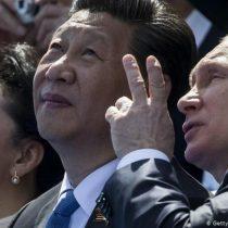Putin y Xi Jinping critican la
