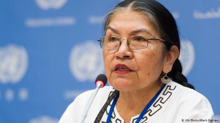 «Hay un denominador común contra las indígenas: la discriminación»