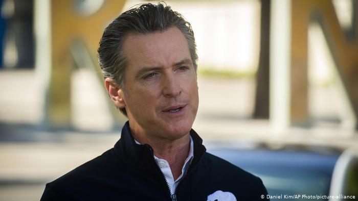 Republicanos no lograron desbancar al gobernador de California en referendo antipandemia