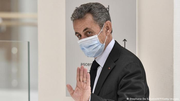 Expresidente francés Nicolás Sarkozy es declarado culpable por financiación ilegal de campaña