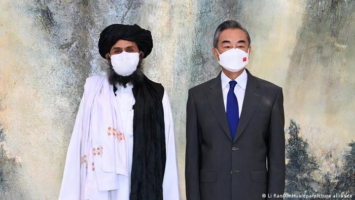 China donará millones a Afganistán, pero advierte riesgo de infiltración de terrorismo