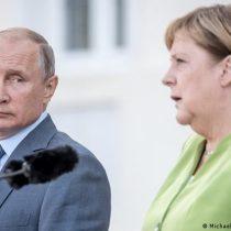 Angela Merkel se va, el problema ruso se queda