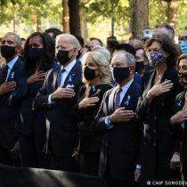 Nueva York conmemora los veinte años de los atentados del 11 de septiembre