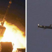 Corea del Norte ensaya lanzamiento de misiles crucero de largo alcance